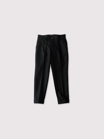 New tapered pants~wool 1