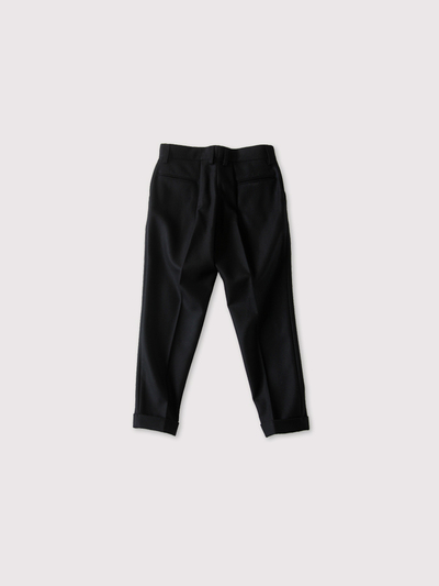 New tapered pants~wool 2