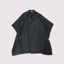 Poncho coat~yak