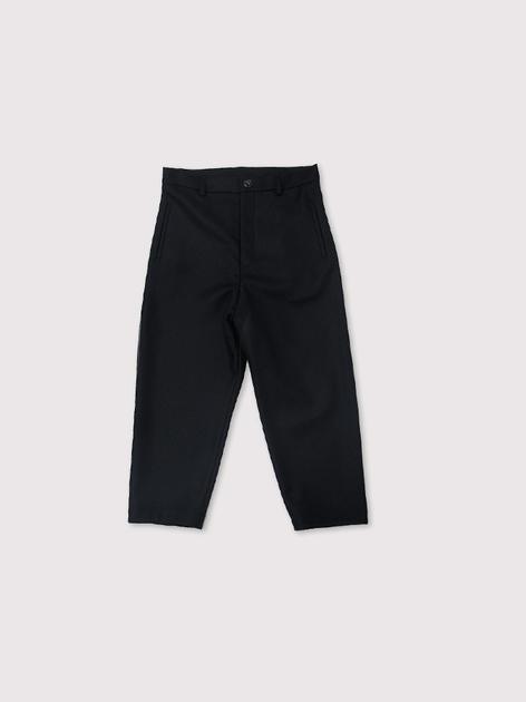 Side seamless pants~wool 2