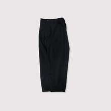 Side seamless pants~wool