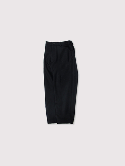 Side seamless pants~wool 1