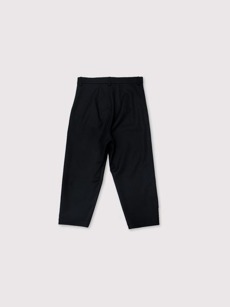 Side seamless pants~wool 3