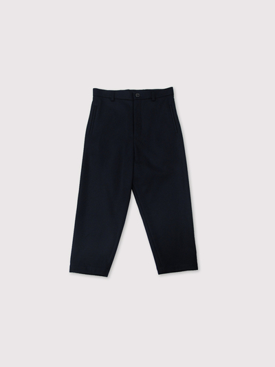 Side seamless pants~wool 2