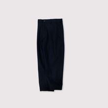 Side seamless pants~wool