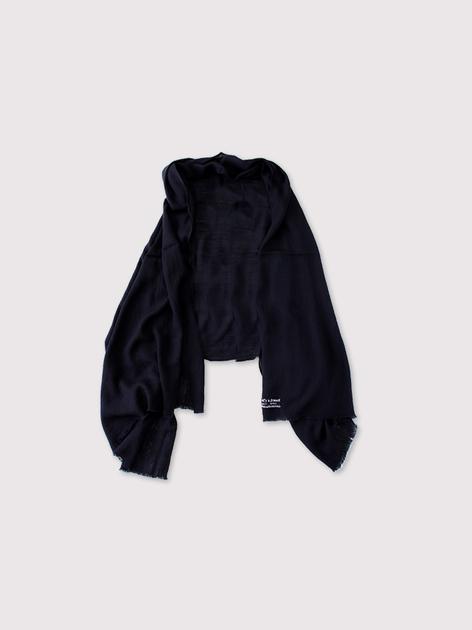 Fringe shawl M~wool 3