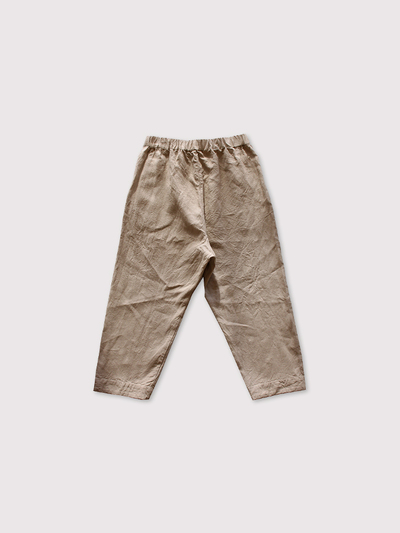 Easy pants~linen vintage hard 2