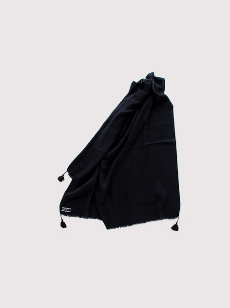Fringe tassel shawl ~wool 4
