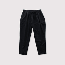 Draw string big easy tapered pants~cotton