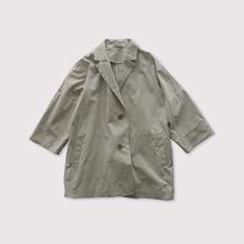 Bulky jacket~cotton