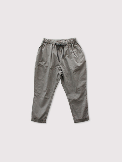 Draw string big easy tapered pants~cotton 1