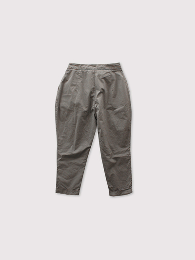 Draw string big easy tapered pants~cotton 2