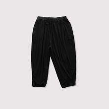 Easy tuck pants~cotton