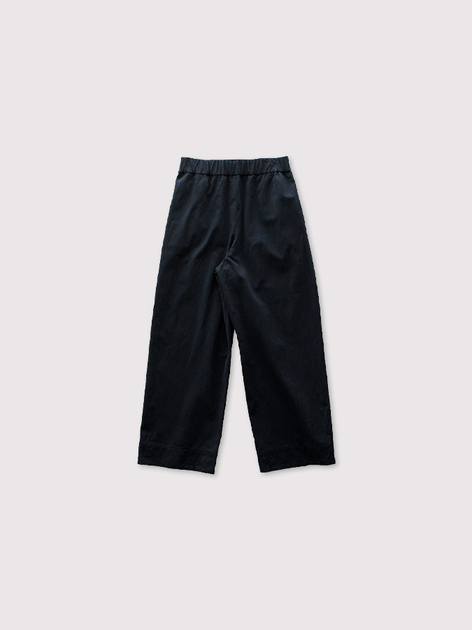 Easy wide pants~cotton 2
