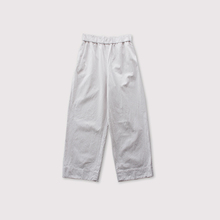 Easy wide pants~cotton