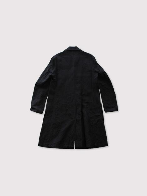 New work coat~linen vintage 3