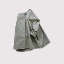 Poncho jacket Ⅱ~cotton