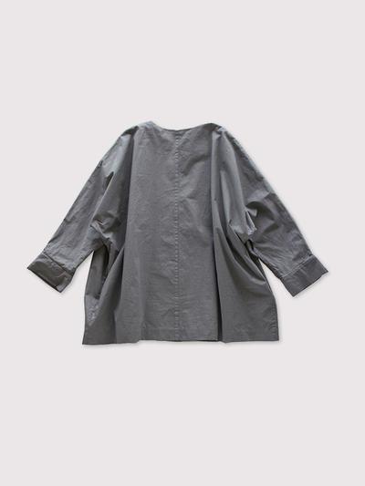 Poncho jacket Ⅱ~cotton 3