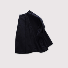 Poncho jacket Ⅱ~cotton