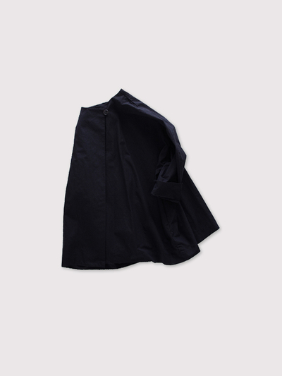 Poncho jacket Ⅱ~cotton 1