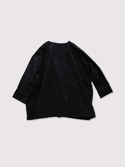 Poncho jacket Ⅱ~cotton 2