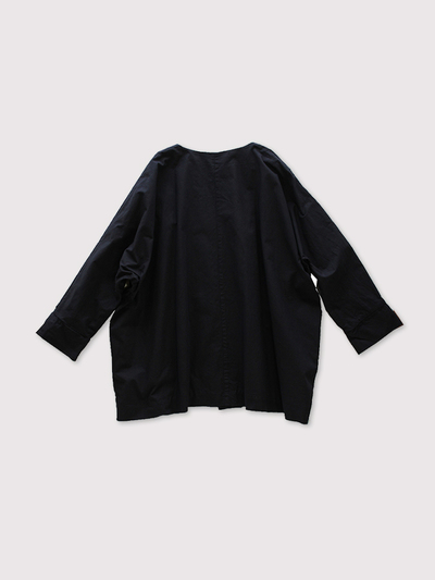 Poncho jacket Ⅱ~cotton 3