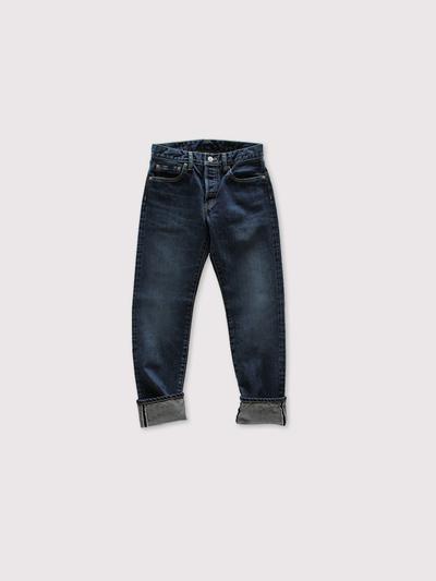 SP slim 5 pocket pants~used selvedge denim 2