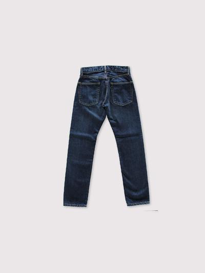 SP slim 5 pocket pants~used selvedge denim【SOLD】 3