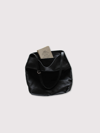 Box shoulder bag~cow leather 3
