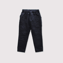 Simple easy tapered pants~linen