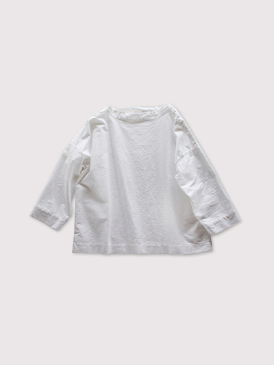 Stand collar box shirt~cotton 2