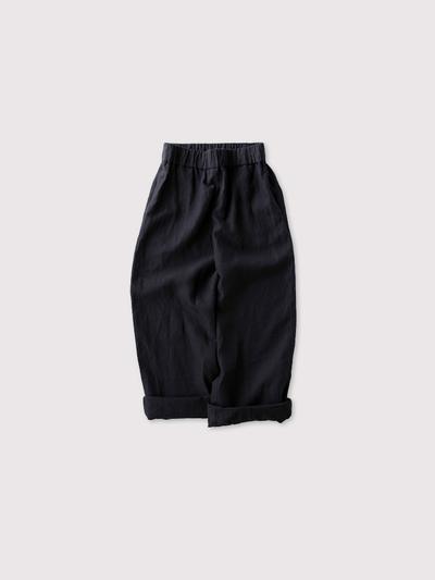 Easy wide pants~linen 4