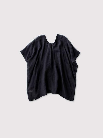 Back long blouse~linen 2