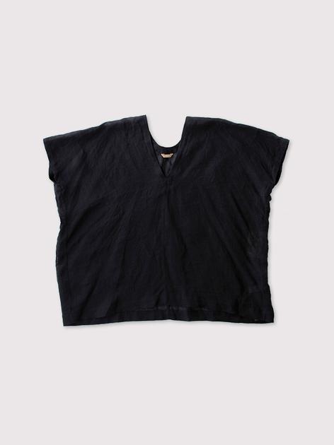 Back long blouse~linen 3