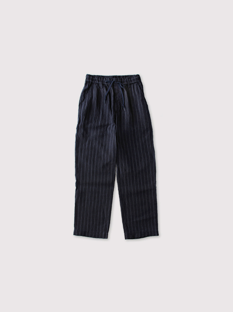 Resort pants~linen silk 2