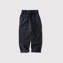 Resort pants~linen silk