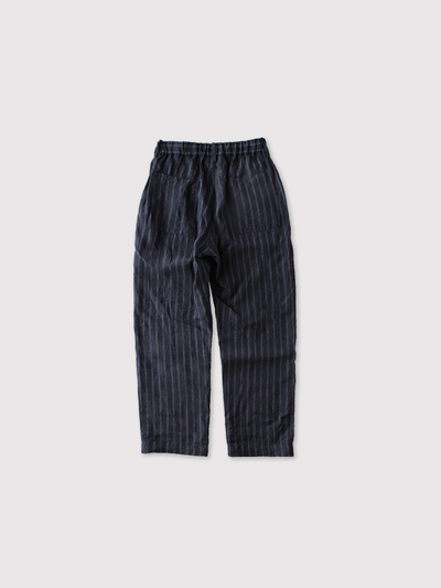 Resort pants~linen silk 3