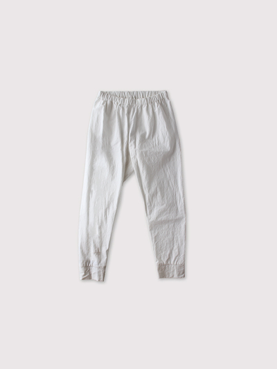 Woven leggings short~linen 1
