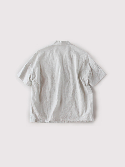 Open collar shirt Ⅱ~cotton silk 2
