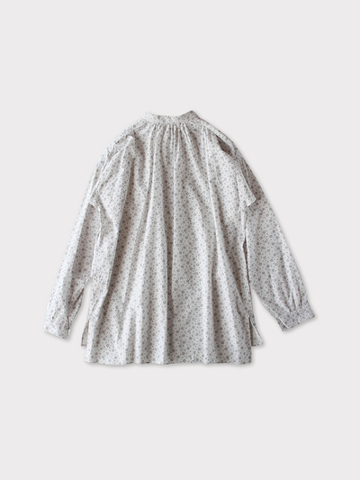 Men's gather blouse~bell flower pin weather 2