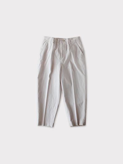 Big tapered pants~cotton 1