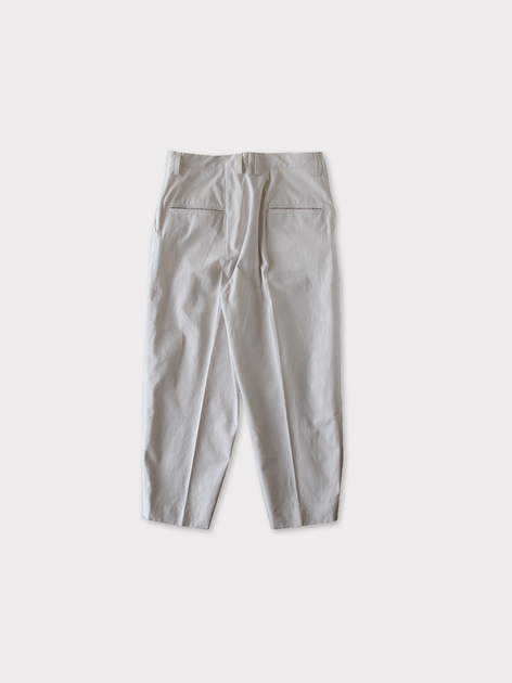 Big tapered pants~cotton 3