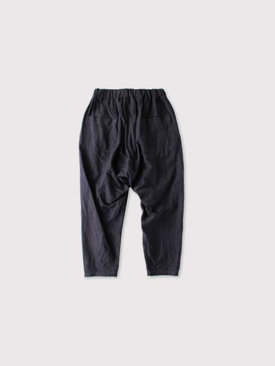 Ethnic pants long~cotton linen 2
