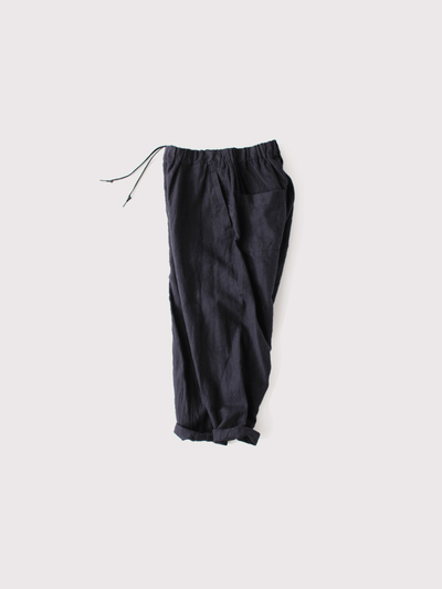 Ethnic pants long~cotton linen 3