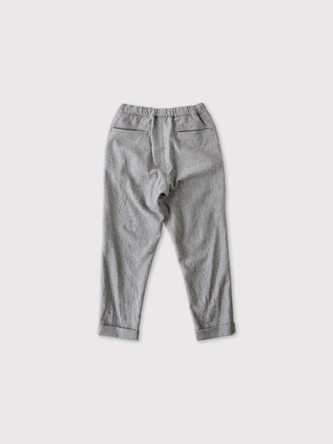 Men's easy tapered pants 2