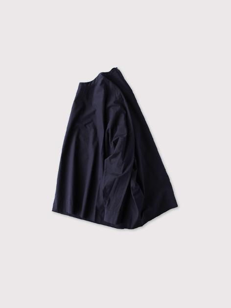 Big slip on blouse long sleeve~cotton 2