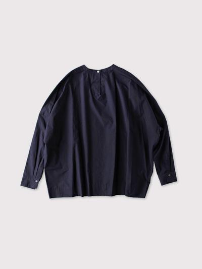 Big slip on blouse long sleeve~cotton 3