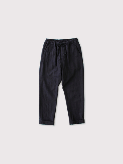 Men's easy tapered pants 1