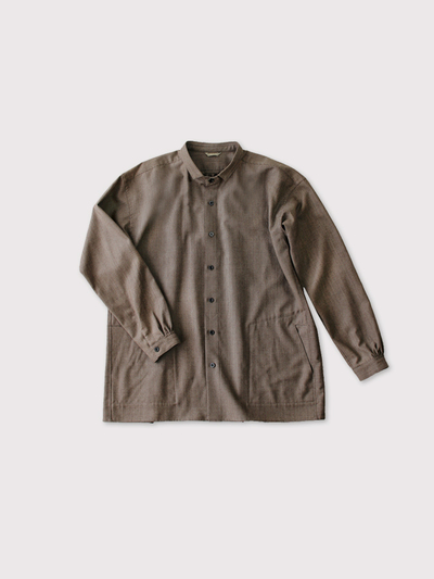 Front open EG shirt【SOLD】 1