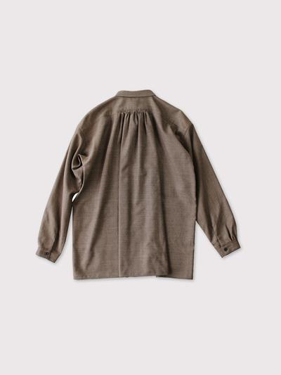 Front open EG shirt【SOLD】 3